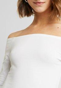 Even&Odd - 2 PACK - Long sleeved top - white/black - 5
