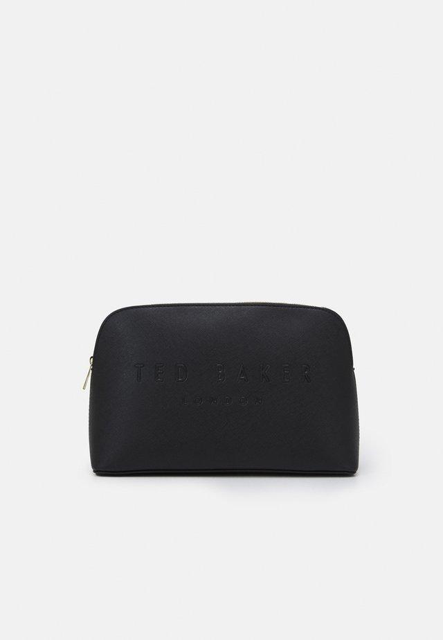 LOTTIEY - Kosmetická taška - black