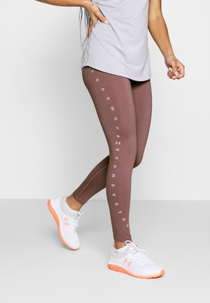 FAVORITE GRAPHIC LEGGING - Collant - hushed pink/dash pink