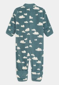 Lindex - OVERALL UNISEX - Jumpsuit - dusty turquoise - 1