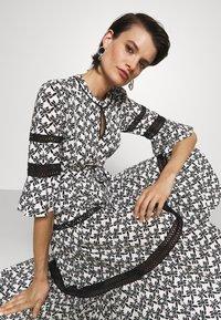 Diane von Furstenberg - JULIA DRESS - Day dress - black - 3