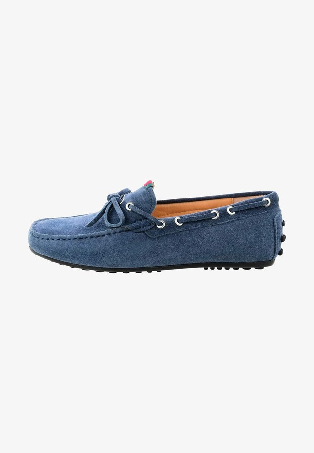 VADO  - Boat shoes - navy blue