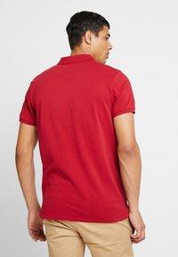 Scotch & Soda - CLASSIC CLEAN - Poloshirt - brick red - 2