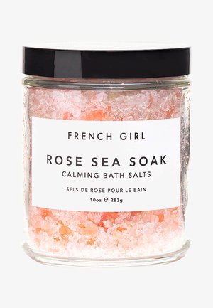ROSE SEA SOAK - CALMING BATH SALTS - Bubble bath & soak - -
