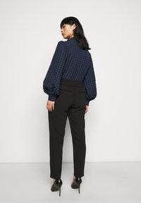 Wallis Petite - HENNA PULL ON - Trousers - black - 2