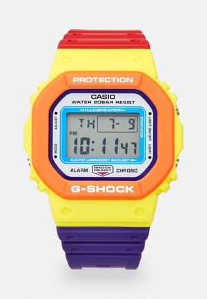 Digital watch - multi