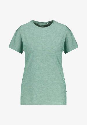 KAJOO - Print T-shirt - grün
