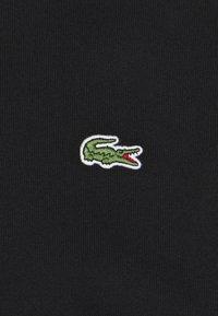Lacoste - Zip-up hoodie - black - 7