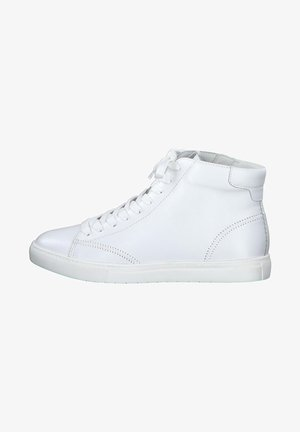 Sneakers high - white uni