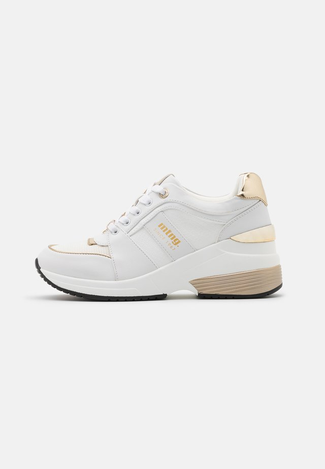 AMBY - Sneakers basse - sone blanco