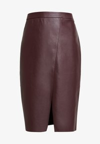 Taifun - Blyantnederdel / pencil skirts - ruby wine - 4