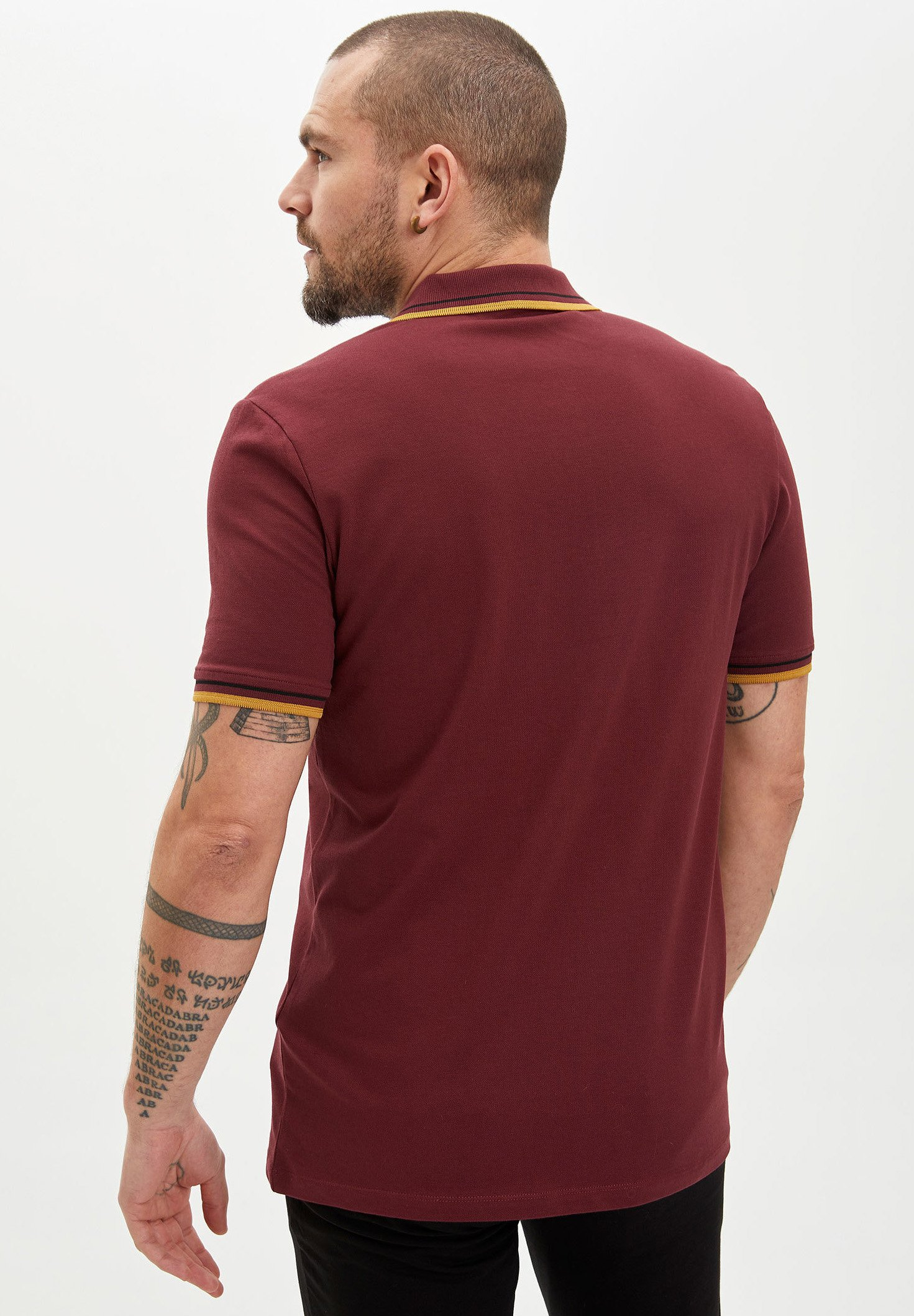 DeFacto Polo shirt - bordeaux xcVVI