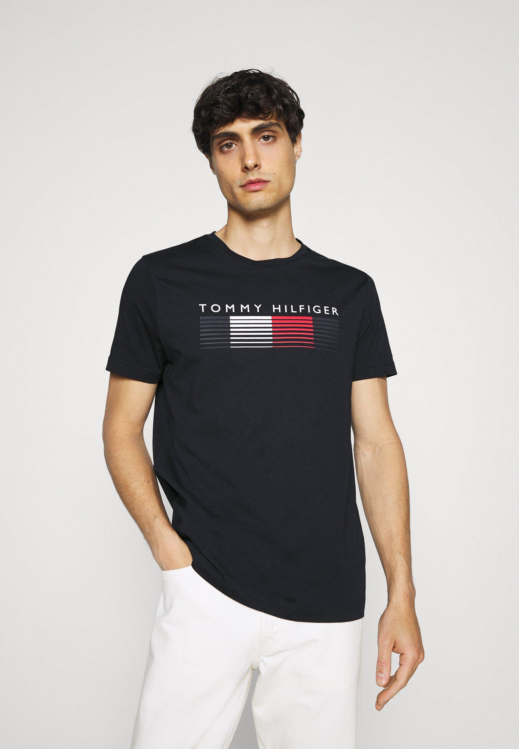 Men FADE GRAPHIC CORP TEE - Print T-shirt