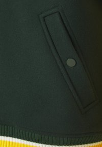 Lacoste LIVE - Bomber Jacket - dark green - 2