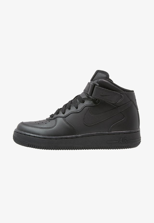 AIR FORCE 1 - Korkeavartiset tennarit - noir