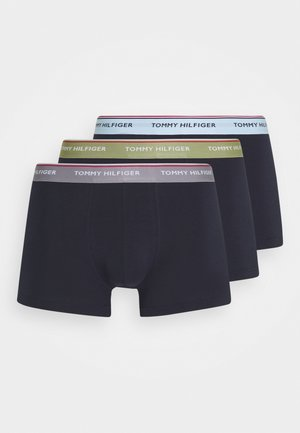 TRUNK 3 PACK - Panties - dark blue