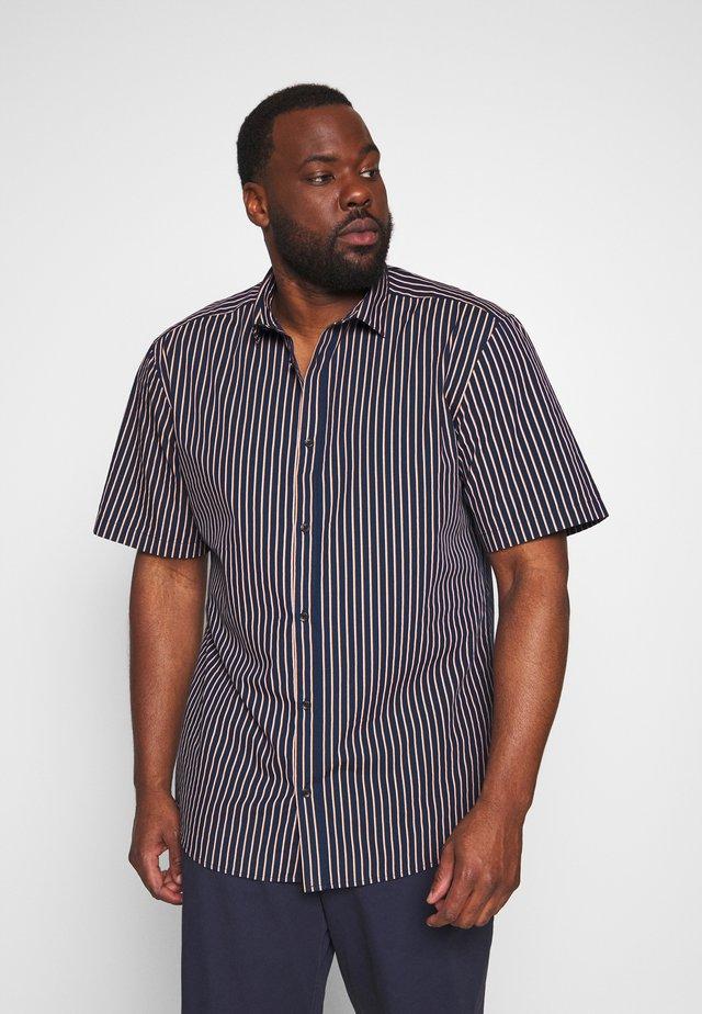 ONSSANE STRIPED POPLIN  - Shirt - dress blues