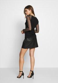 Morgan - Long sleeved top - noir - 2