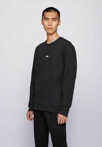 BOSS - WEEVO - Sweater - black - 0