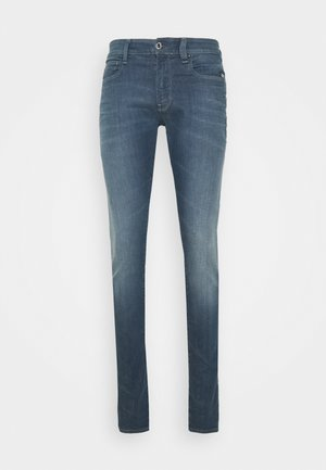 LANCET SKINNY - Jeans Skinny Fit - worn in gravel blue