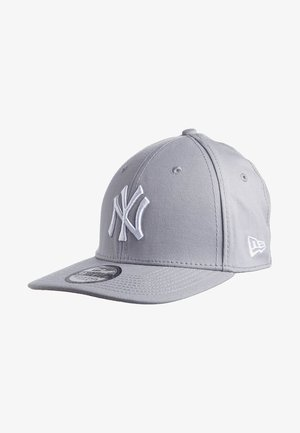 THIRTY LEAGUE BASIC NY YANKEES - Cap - grey