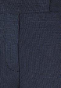 MAX&Co. - MONOPOLI - Trousers - navy blue pattern - 6