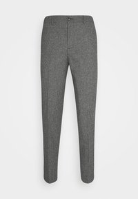 Selected Homme - SLHSLIMTAPERED THEO PANTS - Trousers - grey/houndstooth - 3
