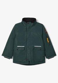 Name it - Ski jacket - darkest spruce - 2