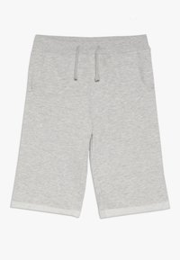 Guess - ACTIVE CORE - Spodnie treningowe - light heather grey - 0