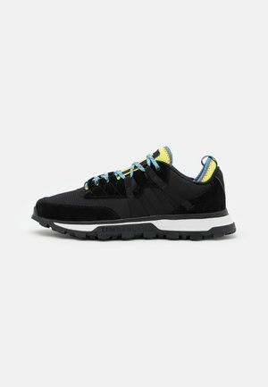 TREELINE MOUNTAIN RUNNER - Sneaker low - black