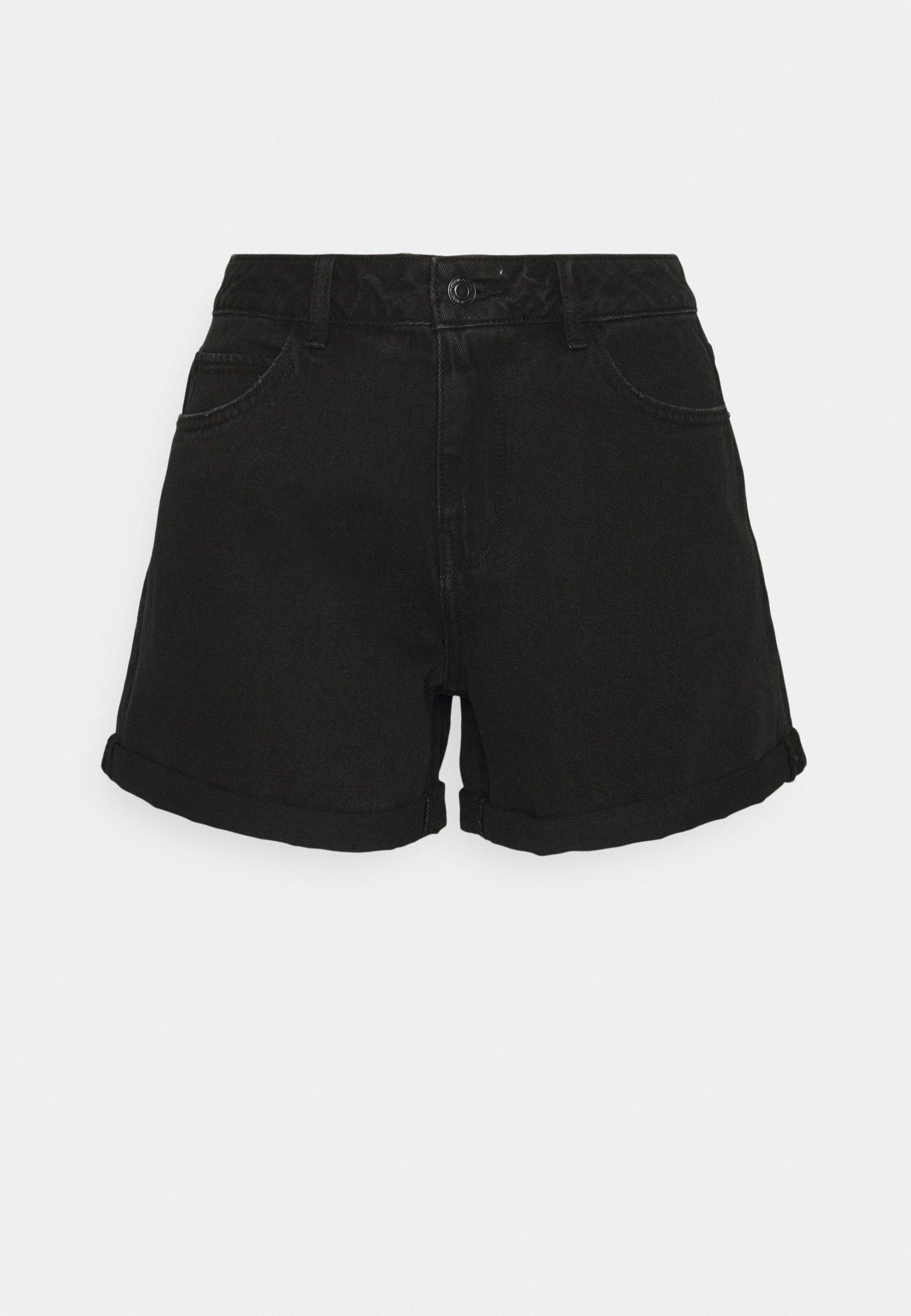 Women VMNINETEEN MIX - Denim shorts