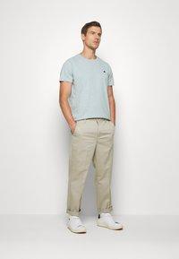 GAP - LOGO TEE - Print T-shirt - soft sage - 1