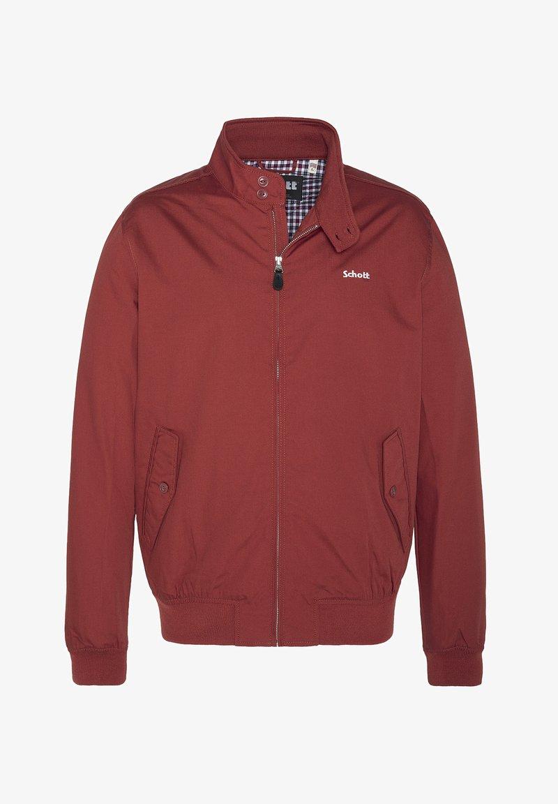 Schott - Light jacket - rouge