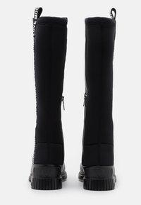 Love Moschino - STREET LOVE - Boots - black - 3