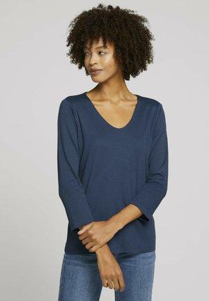 T-shirt à manches longues - dark denim blue