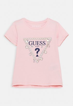 TODDLER - Print T-shirt - alabaster pink