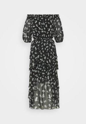 RENELLE - Day dress - groseilles noir