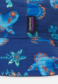 Patagonia - BABY SUN BUCKET HAT UNISEX - Hat - mola mola/superior blue - 4