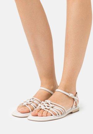 Sandals - edo bianco