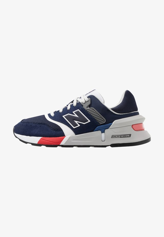 997 S - Sneakersy niskie - navy/white