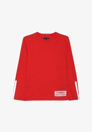 ZALANDO SPECIAL TEE - Topper langermet - red