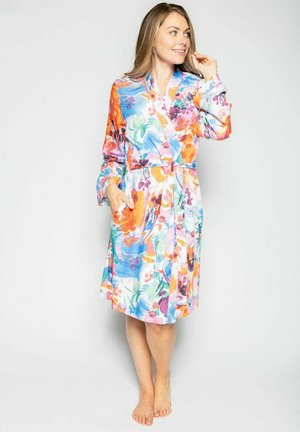 Dressing gown - multi-coloured