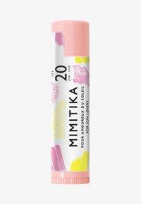 Mimitika - SPF 20 SUNSCREEN LIPBALM - Lip balm - - - 0