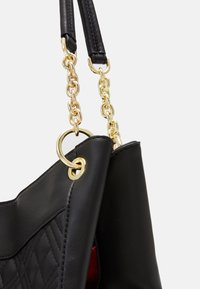 Love Moschino - QUILTED SOFT - Handbag - nero - 3