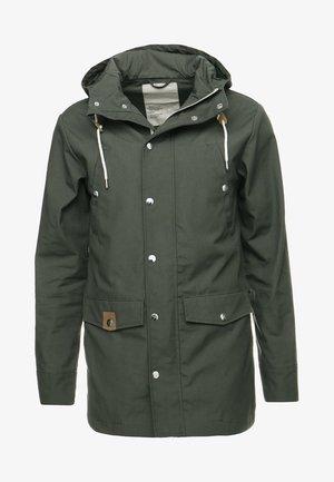 LIGHT - Summer jacket - army