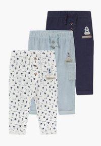 Jacky Baby - MON PETIT 3 PACK - Pantalon classique - light blue - 0