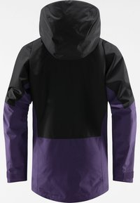 Haglöfs - LUMI JACKET - Ski jacket - purple rain/true black - 6