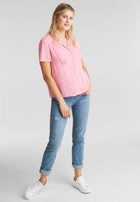 edc by Esprit - Button-down blouse - pink - 1