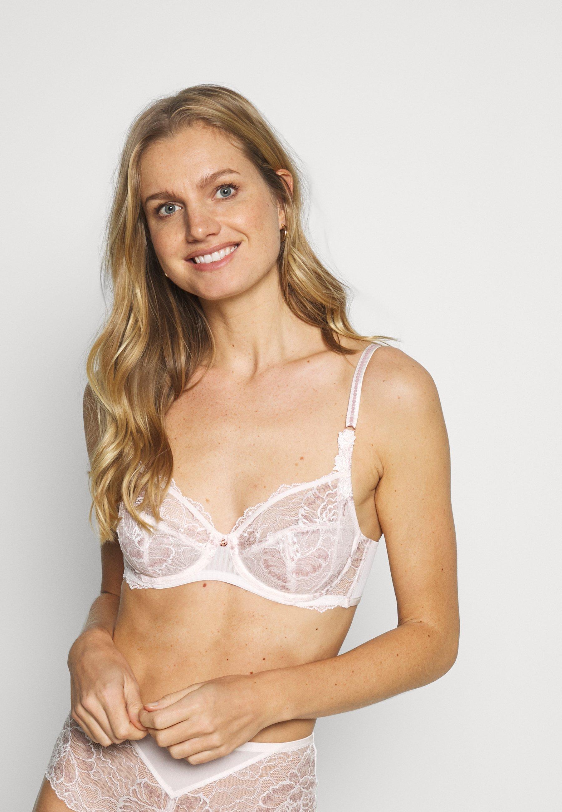 Women PEONY FLORALE - Underwired bra