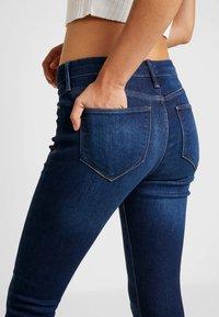 River Island - MOLLY - Jeans Skinny Fit - dark blue - 5